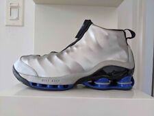 """Brand New Nike Shox VC 1 """"Metallic Silver"""" size 10"""