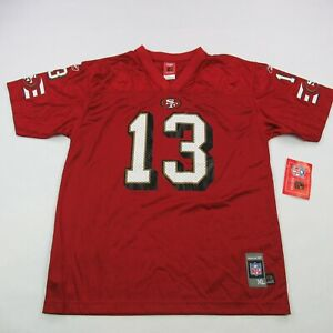 San Francisco Tim Rattay Adidas Football Jersey NFL Men's Youth 18-20 New Tags