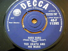 "TED HEATH & HIS MUSIC - SUCU SUCU  7"" VINYL"