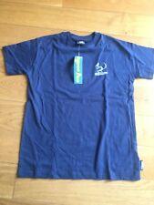 Kangaroo Poo Boys Surf T Shirt Tshirt Navy XLB