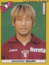 MASASHI OGURO # JAPAN TORINO.FC RARE UPDATE STICKER CALCIATORI 2008 PANINI