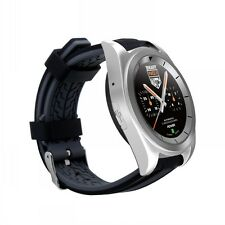 Waterproof Bluetooth Men Smart Watch Wristwatch Phone Mate for iPhone Android