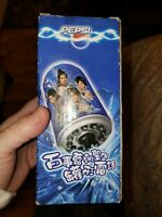 Vintage Pepsi Can Telephone Push Button Chinese Advertising Martial Arts