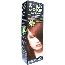 """Hair Colouring, Tinting Balsam """"COLOR LUX"""" without peroxide and ammonia"""