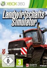 Xbox 360 agriculture simulator 2013 allemand NEUF