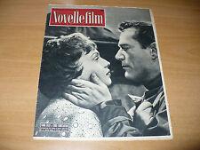 RIVISTA NOVELLE FILM N.344 1954 FLORA LILLO EDDIE CONSTANTINE JANE GREER L.SCOTT