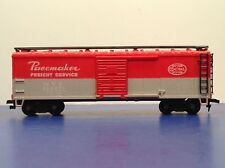 """HO Scale """"Pacemaker Freight Service - NY Central System"""" 40' Freight Train Car"""