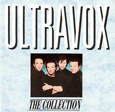 Ultravox: the Collection/CD (Chrysalis Records CDP 32 1490 2)