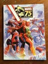 MARVEL COMICS 75TH ANNIVERSARY SPECIAL EDITION #1 ALEX ROSS 1:75 X-MEN VARIANT