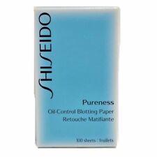 Shiseido Pureness Oil Control Blotting Paper retouche matifiante 100 Sheets