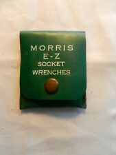 MORRIS   -  E-Z SOCKET WRENCHES