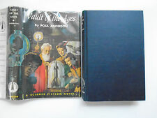 Vault of the Ages, Poul Anderson, Alex Schomburg, Winston, DJ, 1st Edition, 1952