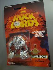 1986 Tonka Rock Lords Slimestone Evil NIP