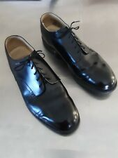 MS Wolverine World Wide1995  Mens Shoes Dress Military Black 11 R