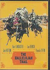 The Hallelujah Trail DVD Burt Lancaster Lee Remick 1965 / 2018 [J]