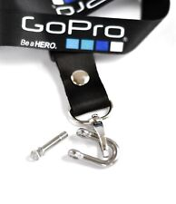 Black Gopro Hero 5 4 3 Skate Sport Lanyard Key ID Badge Phone Neck Strap Holder