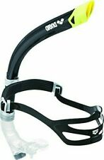 arena Swim-Swimming Training Snorkel Black Arn-4439 Arn 4439 4536372512620