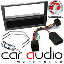 Vauxhall Combo Van 2000-2006 Steering Wheel Interface & Stereo Fitting Kit BLACK