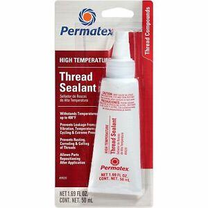 Permatex 59235 High Temperature Thread Sealant 50ml 1.69oz