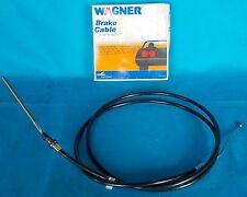 1987 1988 Ford Mercury Parking Brake Cable Rear Right Wagner F120992