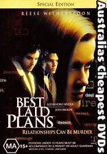 Best Laid Plans DVD NEW, FREE POSTAGE WITHIN AUSTRALIA REGION 4