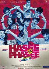 HASEE TOH PHASEE - ORIGINAL BOLLYWOOD DVD - FREE POST [HASSEE TO PASSEE]