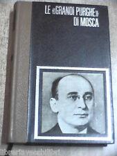 Storia contemporanea Comunismo Russia LE GRANDI PURGHE DI MOSCA Andrè Brissaud