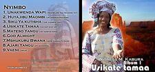 Usikate Tamaa : The Gospel Music by Witness M. Kabura (CD,...