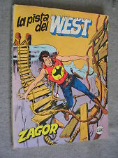 ZAGOR ZENITH ORIGINALE # 226 - 1a EDIZIONE - SERGIO BONELLI EDITORE - QS. OTTIMO