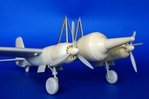 AIMS Models 1/32 Junkers Ju 88 Mistel 2 Red 12 Conversion Revell Resin