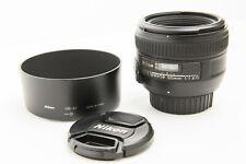 Nikon 50mm 1:1.4 G AF-S Nikkor lens