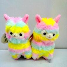 Amuse Arpakasso Color Alpaca Plush Doll Children's Toy Soft Plush Doll Gift US