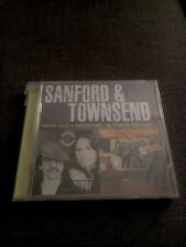 Sanford and Townsend Smoke From A Distant Fire/Nail Me To The Wall CD SEALED