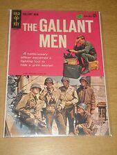 GALLANT MEN #1 FN- (5.5) GOLD KEY COMICS AUGUST 1954