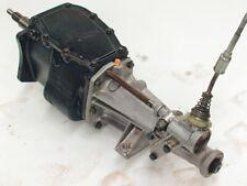 Ford Borg Warner Single rail gearbox