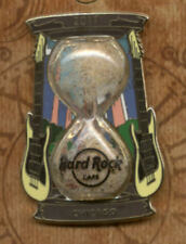 Hard Rock Cafe Chicago Sand Clock Series 2017 Pin