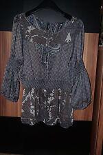 VERO MODA hüftlange 3/4 Arm Damenblusen, - tops & -shirts aus Polyester