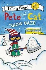 My First I Can Read: Pete the Cat: Snow Daze by James Dean (2016, UK-Paperback)