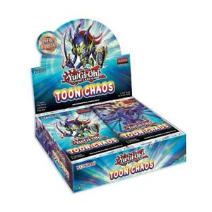 Toon Chaos (Unlimited )Sealed Booster BOX (24 packs)