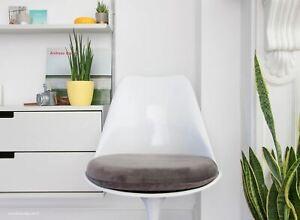 Tulip Style Dining Side Chair - designed by Eero Saarinen