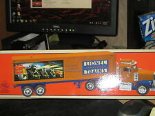 """Lionel Tmt 18011 15"""" Box Trailer Toy Truck Coin Bank w Lights & Sound-Free Ship"""