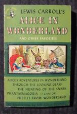 1951 ALICE IN WONDERLAND by Lewis Carroll 2nd Pocket Paperback FN