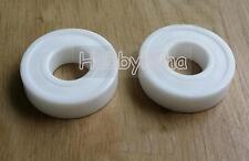 6903-2RS Sealed Full Ceramic Bearing ZrO2 Ball Bearing 17x30x7mm 1pc