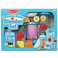 🔥Melissa & Doug Pretend Play Smoothie Maker, Blender  ***GREAT PRICE***