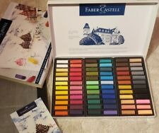 Faber Castell 72 Pc *Artist* Soft Pastel Sticks Set 128272T Studio Quality 🎨New