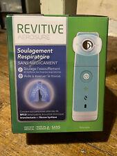 appareil d'aide respiratoire - revitive