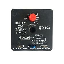 Temporizador De Retraso temporizador de retraso en romper QD-072 Eqv. SUPCO Relé Temporizador