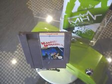 MANIAC MANSION - NES -