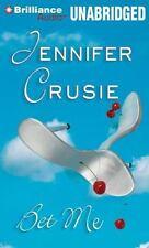 Crusie, Jennifer; Hurst, Deanna [Reader] .. Bet Me