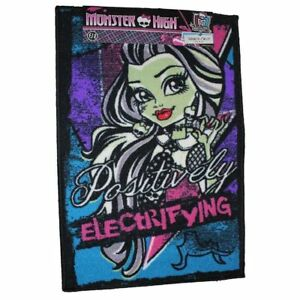 Monster High 'Positively Electrifying' Carpet 50 x 80 cm by Mega Brands